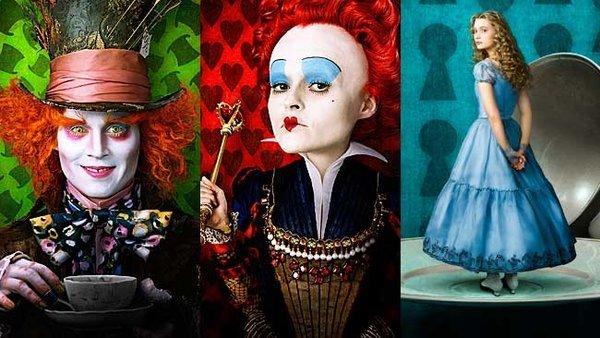 Alice în Ţara Minunilor la IMAX