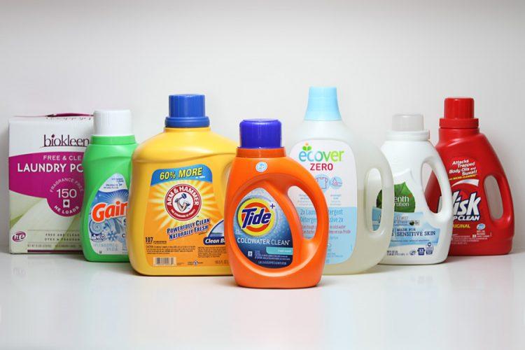Alegerea detergentului, esentiala pentru un spalat de calitate