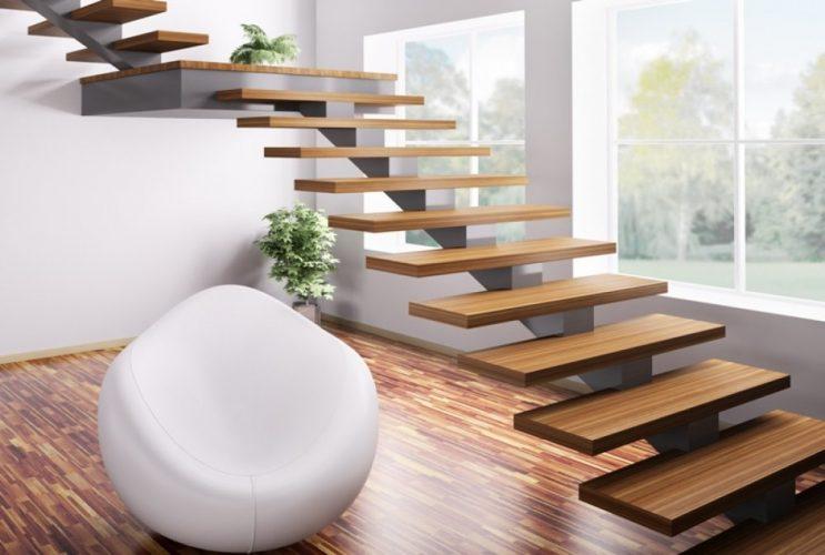 Scari interioare – tipuri de constructii si modele in tendinte