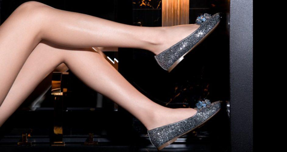 Cinderella - varianta pantofilor de poveste de la ANNA CORI