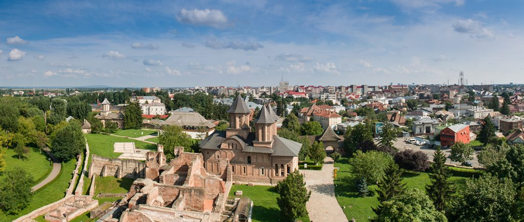 Targoviste - orasul romanesc plin de istorie