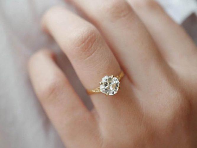 Pe ce deget se poarta inelul de logodna si de ce?